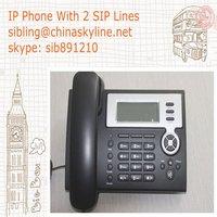 NEW IP phone SIP Servers,Support VPN(L2TP),SIP & IAX2,POE IP Phone, Office Appliances