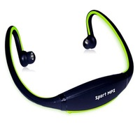 MP3 Headset with 2GB Flash Memory, Free Shipping !!