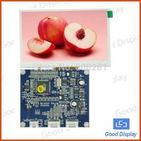 4.3 inch Digital TFT color LCD module VGA board