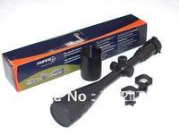 Sniper 6-24x50 Full Size Range Estimating Mil-Dot Red/Green Illuminated Zero Resetting Scope