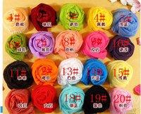 Lady Mixed Candy Colour Pick fashion Long Scarf Wrap Shawl Stole 20Pcs/Lot  W4113