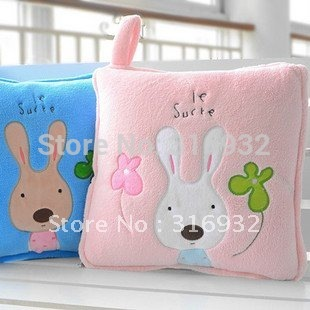 J2 Hot sale new style Le Sucre soft plush air-condition blanket 1 pc
