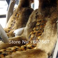 australia long wool sheepskin car seat cover