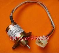 New Stop Solenoid 119653 77950 Yanmar 12 Volt 1503ES-12S5SUC5S valve
