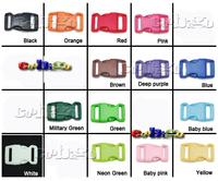"""Детали и Аксессуары для сумок CooBigo 100 5/8"""" Paracord 16 #flc103/c FLC103-C(DeepPurple)"""