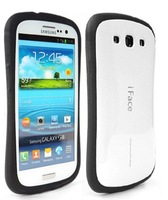 DHL free shipping iface case for S3, iface case for i9300,2 in 1 PC+TPU case for Samsung Galaxy S3 i9300 50 pcs/lot