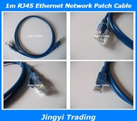 1m RJ45 Lan Cable Ethernet Patch Link Network Lan Cable Free Shipping 8623