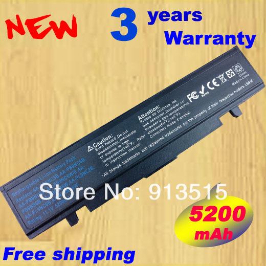 Заменить AA-PB9NC6B AA-PB9NC6W AA-PB9NC6W / E аккумулятор, Для SAMSUNG R428 R429 R430 R460 R462 R463 hot sale replacement laptop battery for samsung 7800mah 11 1v 3530ea aa pb9nc6b aa pb9nc6w r580 r428