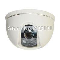 """1/3"""" SONY 960H EXview HAD CCD II 700TVL 0.0003Lux D-WDR OSD 2D-DNR HLM Mini Elegant Indoor Dome Camera (3.6mm/6.0mm Korean Lens)"""