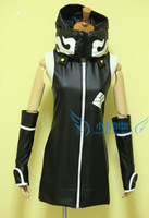 Black Rock Shooter Strength Cosplay Costume Custom Any Size