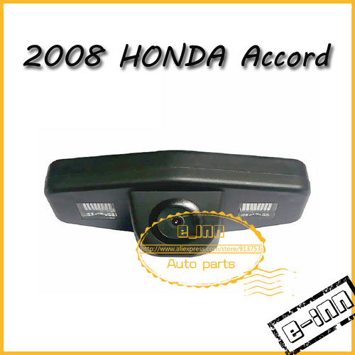 Reversing Camera for Honda Accord Back Up View,Reversing camera free shipping sale(China (Mainland))