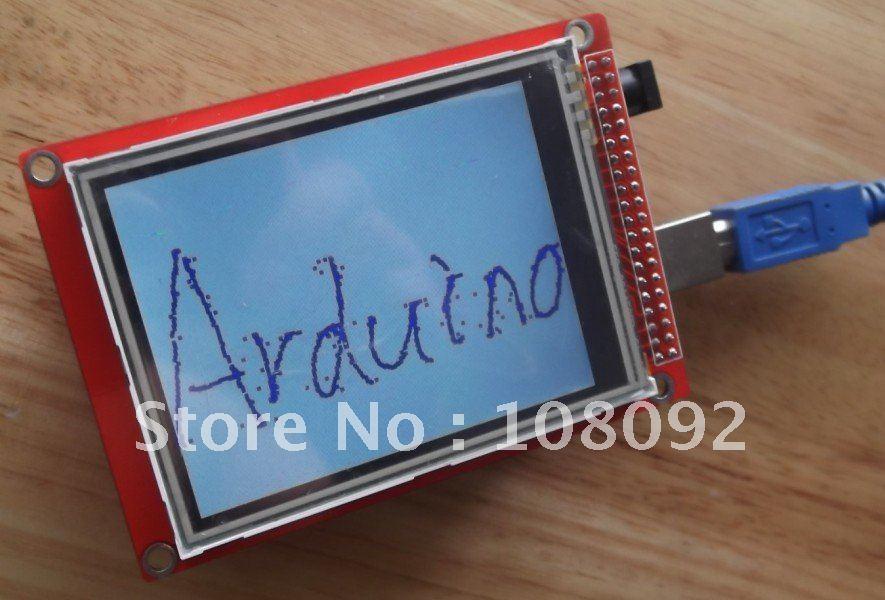 controller - Capacitive Touchscreen for DIY usage