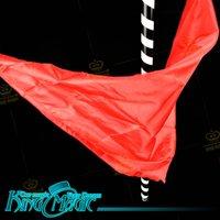 Silk Thru Cane-king Magic tricks/magie/magia
