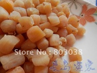 Dalian specialty seafood dry fresh sweet crisp  Dried Scallops (Conpoy)dry