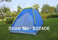 free shipping 2014 Wholesale single people outdoor tent  camping travel