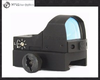 Vector Optics Sphinx 1x22 Mini Micro Reflex Green Dot Scope / Weapon Illuminated Dot Sight / Fit for Real Fire Caliber