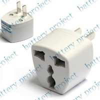 New universal EU UK CN AU to US USA travel charger adapter plug outlet converter 1000pcs/lot