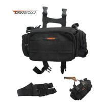 20333Multifunctional bicycle front bag / Purse / bag