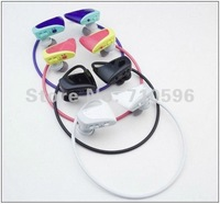 Hot  5pcs 4GB Cute Sport Design w262 headset mp3 music player ,Free shipping