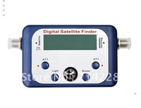 DHL Free Shipping Digital Satellite tv signal meter finder(JS-SF9507A)