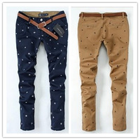 2013 hot sale spring summer   autumn women's demin casual  trousers skinny capris  for woman