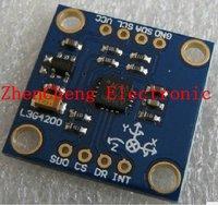 Free shipping!!   L3G4200D axis digital gyroscope sensor module angular velocity module  GY-50