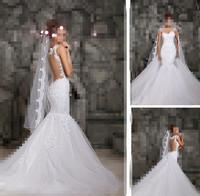 Vestido de noiva Princess Mermaid Small train bride Wedding Dress Plus Size Wedding Dress Custom-made