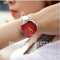 2013 Fashion Designer Watches,Korea Famous Fashion Brand JULIUS Ladies Wristwatch,Three-dimensional Cutting,Leather band JA-534