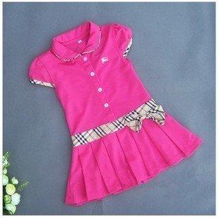 Children's cloth female child girls kid summer autumn  female child princess  dress tennis ball christmas dress 12091401