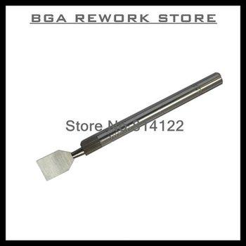 Free Shipping BGA Solder Scraper Aluminium Alloy BGA Scraper Reballing Tools Kit 5pcs/lot