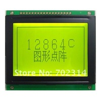 graphic LCD modules 128x64 size:78.0 x 70.0 x 13.0 Controller: KS0108 OR EQUIV