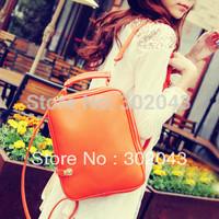 2014 spring vintage backpack fashion women's backpack, Student backpack