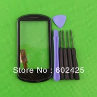 Digitizer Touch Screen Glass Repair Replacement + Front Frame FOR HUAWEI Ideos X5 U8800 FREE TOOLS FREE SHIPPING