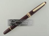 14k Gold Clip Wine Red Color Luxury Pens,Fountain Pen/Gel Pen/Ball Pen