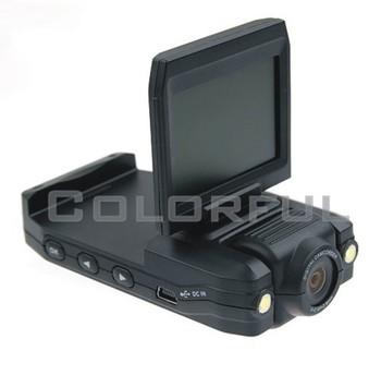 Car DVR recorder ,2.0 inch car black box 1280 x 960 video resolution Motion Detection car camera P5000 free shipping