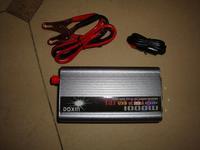 NEW 24v DC to AC 220v AC 1000W Mobile Car Power Inverter USB + Free shipping