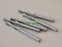 New 3pcs HSS Fully Ground 2F cutting dia 10mm Shank Dia 10mm endmill milling cutter router bit
