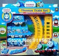 Free shipping Thomas electric rail train thomas electric rail cars 10pcs