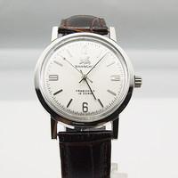 Shanghai Watch mechanical 19 Men manual mechanical mens watch