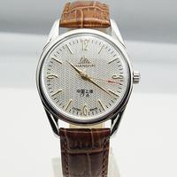 Shanghai Watch reminisced mechanical watch 17 Men manual mechanical watch