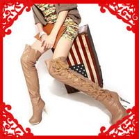 большой размер 35-39 Мода рыцарь Женские сексуальные лодыжки снега сапоги для женщин и женская обувь осень-зима #r1684h