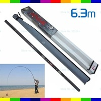 6.3M length fishing rod 2012 NEW fashion 12 section rod,fishing pole rods SG13 wholesale price
