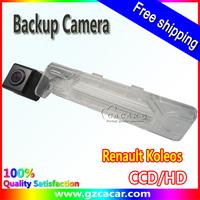 Free shipping,backup car camera ,waterproof ,night vision ,for Renault Koleos