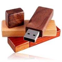 Free shipping 1GB/2GB/4GB/8GB/16GB OEM LOGO Wooden USB Flash Drive,  natural wooden usb flash drive, wooden usb