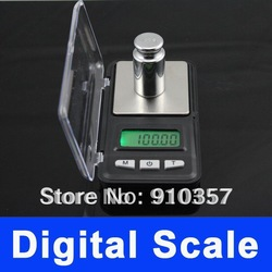 Free Shipping Mini 0.01g 100g Gram Electronic Digital Weight Pocket Jewelry Scale With Retail Box(China (Mainland))