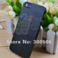 for iPhone 5 case,0.5mm Ultrathin Slim Frosted Matte Flexible Cover Case for iPhone 5 5G iPhone5 iPhone5G Free Shipping