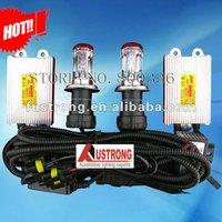 slim hid kit canbus H4H/L bi xenon 12v 35w auto headlight H13,9004,9007 bi xenon heam free shipping by HongKong Post Air Parcel
