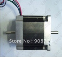 M259#    NEMA17 42  Hybird Stepper motor 42BYG-48  0.55NM 2-phase  4  leads Dual shaft