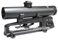 Vector Optics Tactical 4x22 Carry Handle Compact Rifle Scope Shock Proof Electro GunSight fit AR15 M4 M16