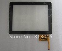 Free shipping Capacitive touch screen digitizer touch panel for 9.7&quot; inch  Android 4.0 Ployer Momo11 Bird